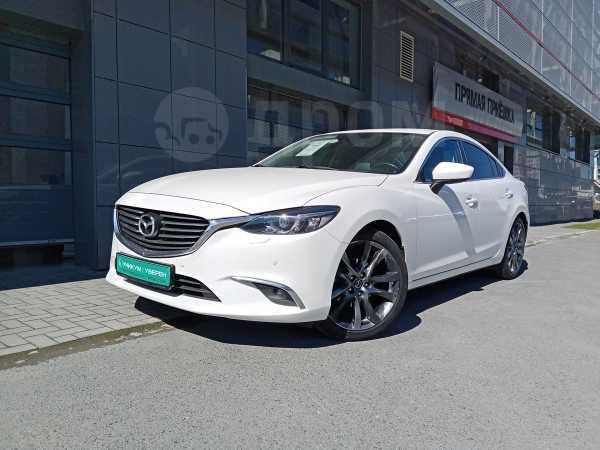 Mazda Mazda6, 2015 год, 1 133 900 руб.