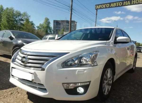 Nissan Teana, 2014 год, 828 000 руб.