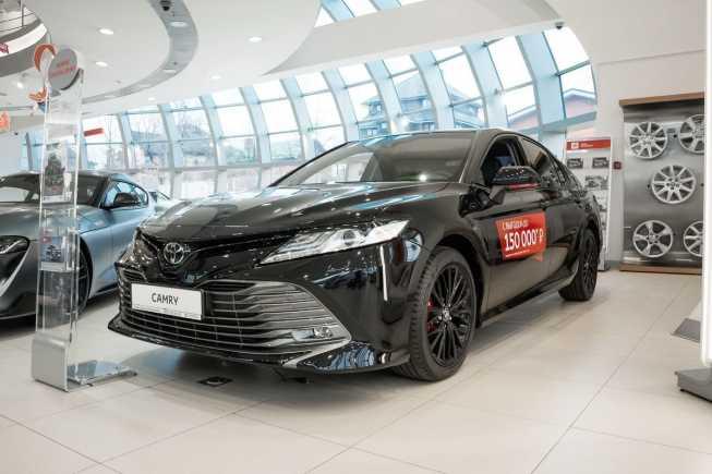 Toyota Camry, 2020 год, 2 429 000 руб.