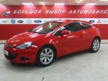 Москва Astra GTC 2011