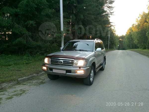 Toyota Land Cruiser, 2006 год, 1 358 000 руб.
