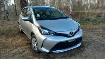 Селенгинск Toyota Vitz 2015