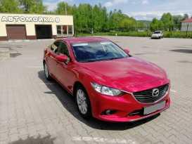 Междуреченск Mazda6 2015