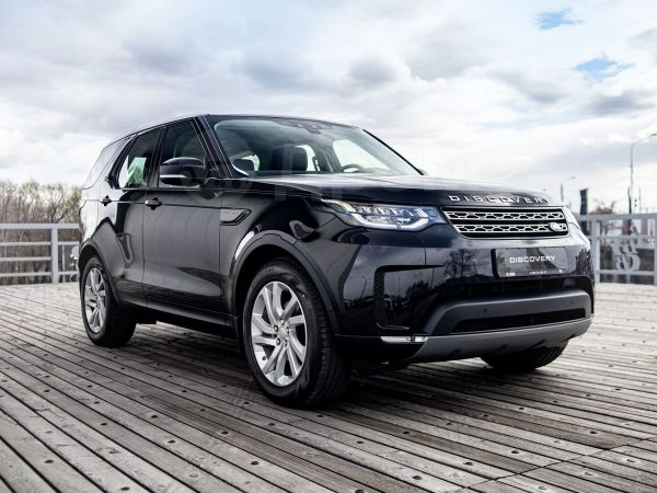 Land Rover Discovery, 2020 год, 5 708 000 руб.
