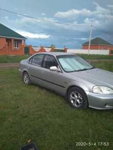 Новотитаровская Civic 2000
