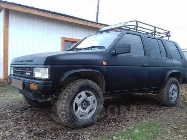 Nissan Terrano, 1991 год, 300 000 руб.