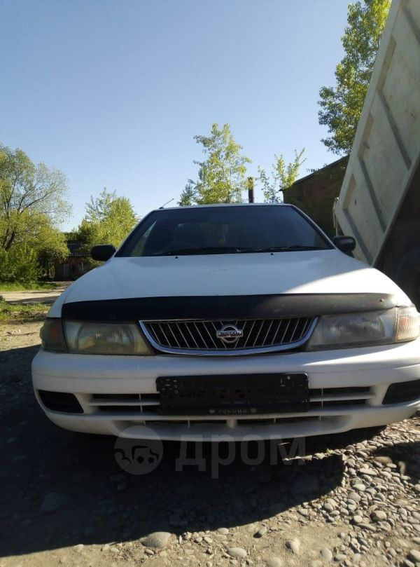 Nissan Sunny, 1995 год, 55 000 руб.
