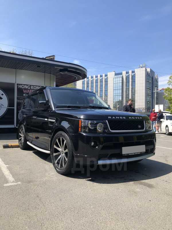 Land Rover Range Rover Sport, 2011 год, 1 500 000 руб.