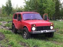 Екатеринбург 4x4 2121 Нива 1991