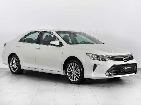 Toyota Camry, 2016 год, 1 549 000 руб.
