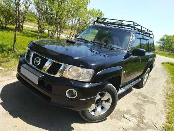 Nissan Patrol, 2007 год, 890 000 руб.