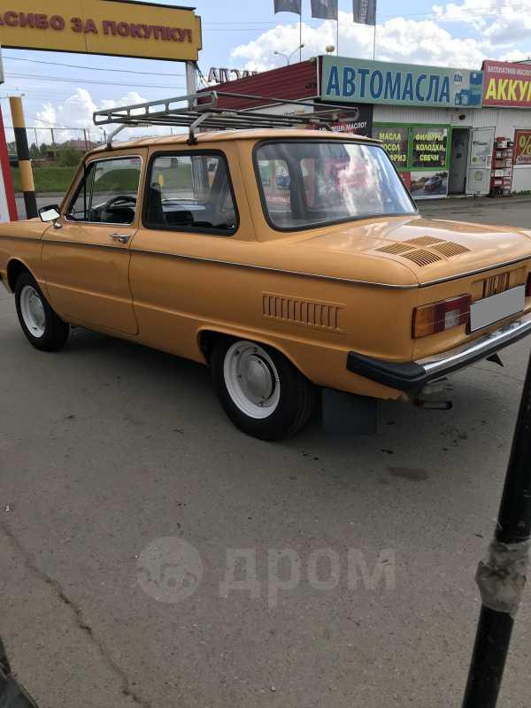 ЗАЗ Запорожец, 1987 год, 100 000 руб.