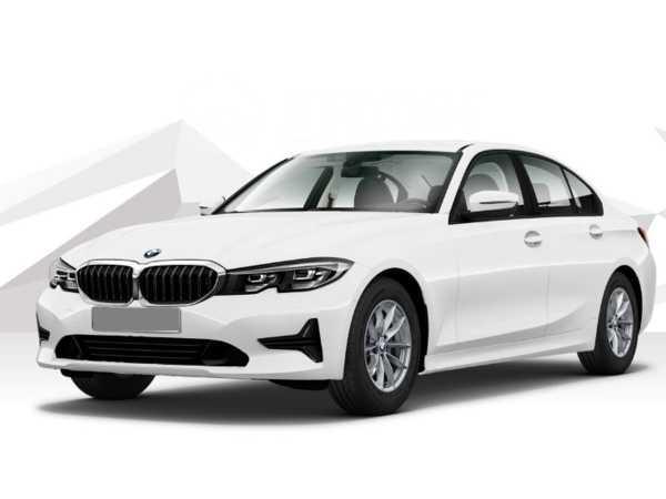 BMW 3-Series, 2020 год, 2 556 800 руб.