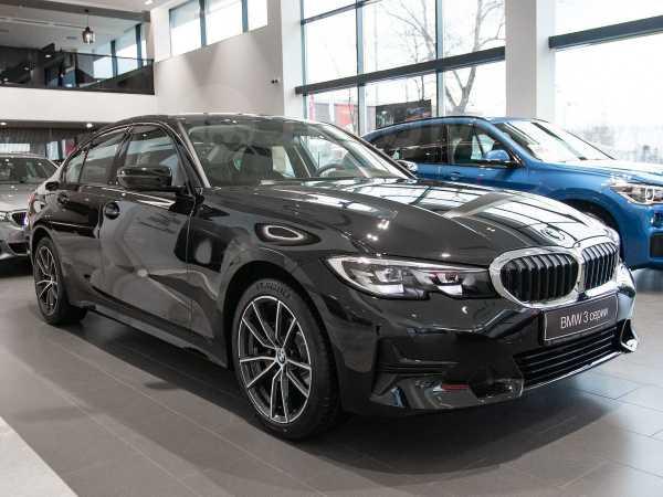 BMW 3-Series, 2020 год, 2 960 200 руб.