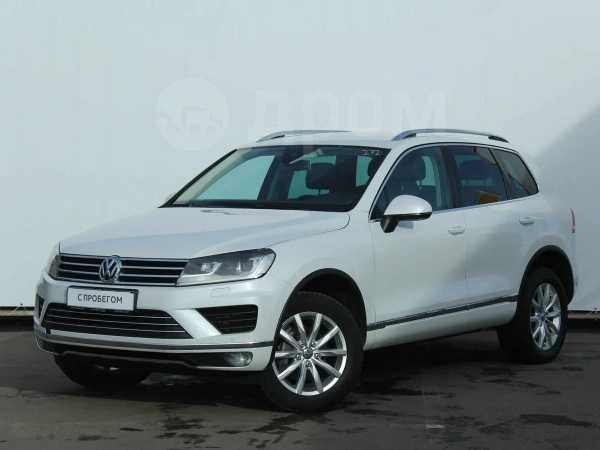 Volkswagen Touareg, 2015 год, 1 949 000 руб.
