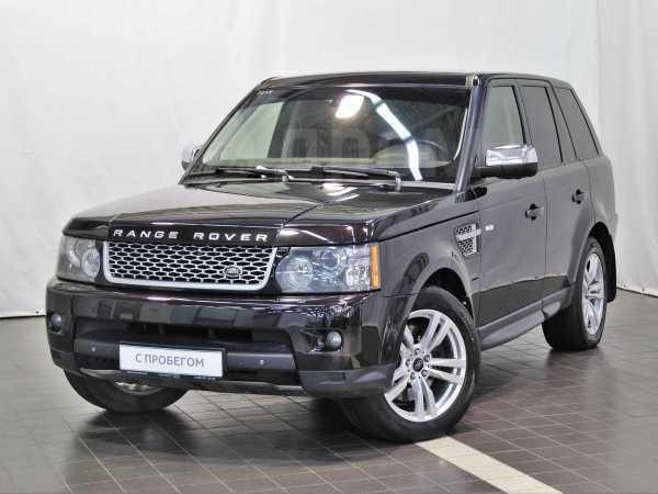 Land Rover Range Rover Sport, 2010 год, 990 000 руб.