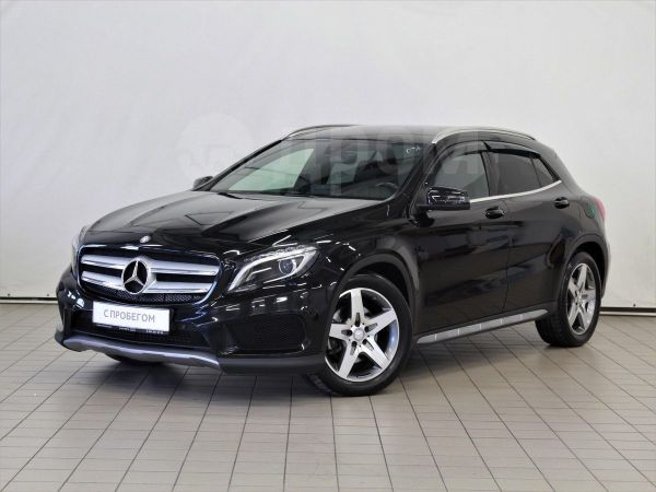 Mercedes-Benz GLA-Class, 2016 год, 1 526 000 руб.