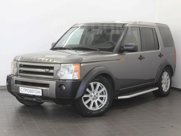 Land Rover Discovery, 2007 год, 520 000 руб.
