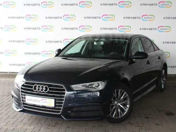 Audi A6, 2017 год, 1 575 000 руб.