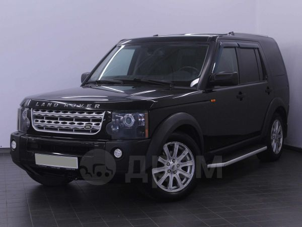 Land Rover Discovery, 2008 год, 615 000 руб.