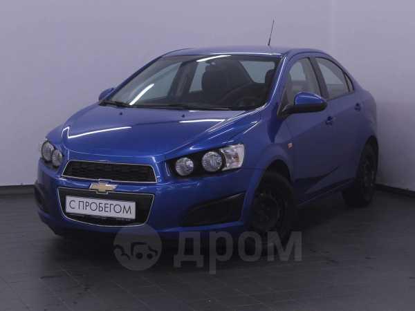 Chevrolet Aveo, 2014 год, 449 000 руб.