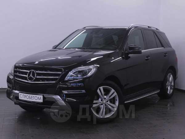 Mercedes-Benz M-Class, 2013 год, 1 649 000 руб.