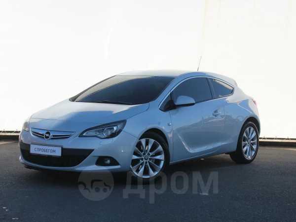 Opel Astra GTC, 2012 год, 476 830 руб.