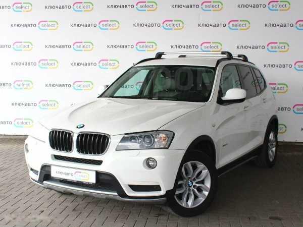 BMW X3, 2012 год, 918 000 руб.