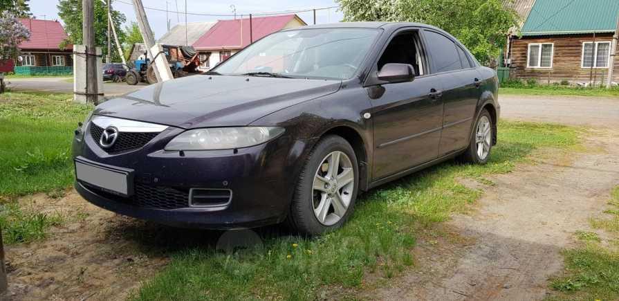Mazda Mazda6, 2007 год, 310 000 руб.