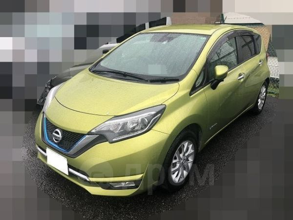 Nissan Note, 2017 год, 598 000 руб.