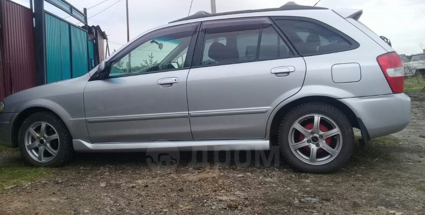 Mazda Familia S-Wagon, 1999 год, 155 000 руб.