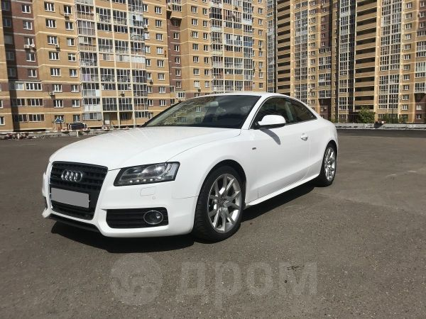 Audi A5, 2010 год, 700 000 руб.