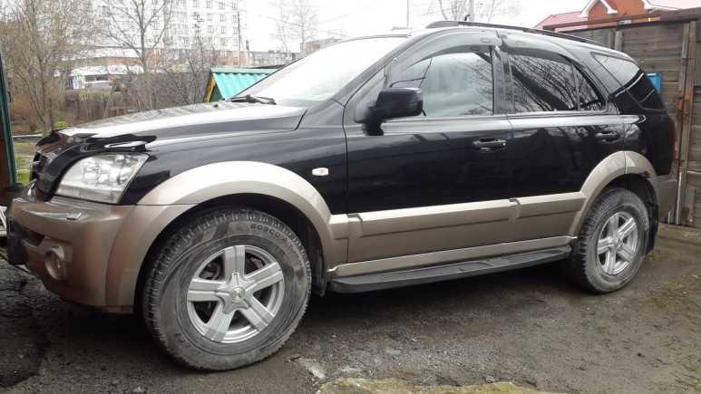 Kia Sorento, 2005 год, 450 000 руб.