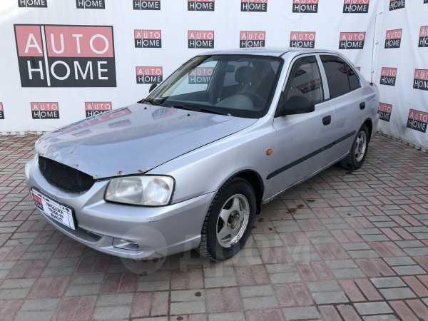 Hyundai Accent, 2006 год, 129 990 руб.