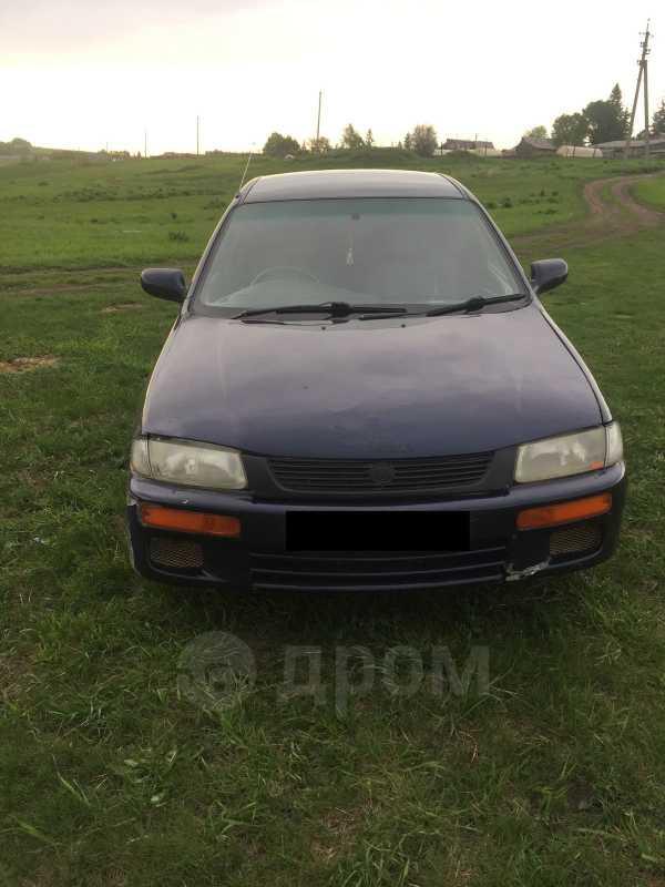 Mazda Familia, 1995 год, 90 000 руб.