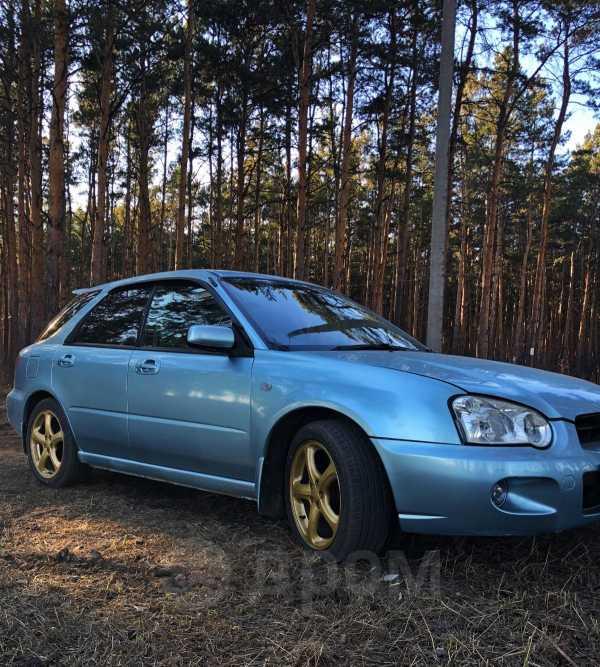Subaru Impreza, 2003 год, 265 000 руб.