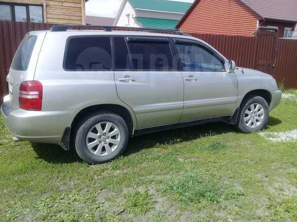 Toyota Highlander, 2001 год, 565 000 руб.