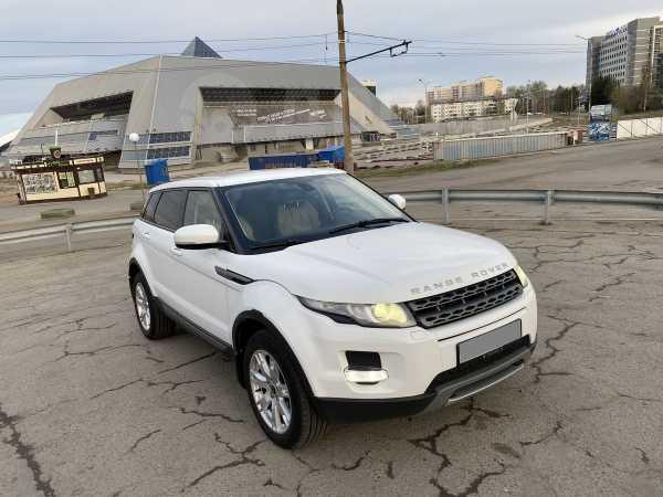 Land Rover Range Rover Evoque, 2012 год, 1 100 000 руб.