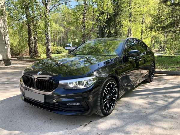 BMW 5-Series, 2017 год, 2 990 000 руб.