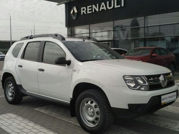 Renault Duster, 2019 год, 950 000 руб.