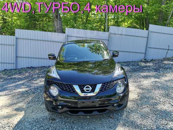 Nissan Juke, 2015 год, 855 000 руб.