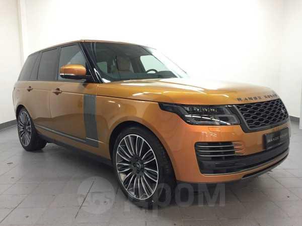 Land Rover Range Rover, 2020 год, 11 898 000 руб.