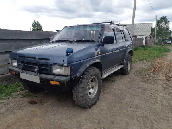Nissan Terrano, 1993 год, 215 000 руб.