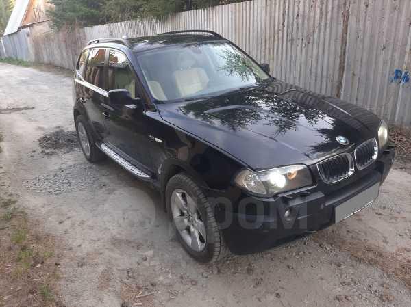 BMW X3, 2003 год, 490 000 руб.
