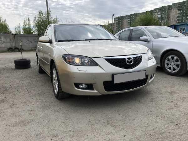 Mazda Mazda3, 2007 год, 305 000 руб.