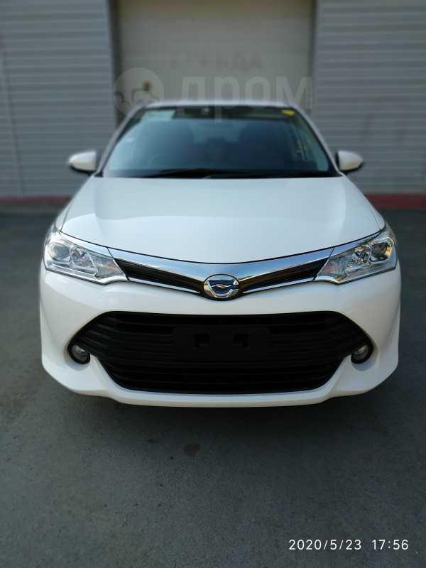 Toyota Corolla Fielder, 2015 год, 880 000 руб.
