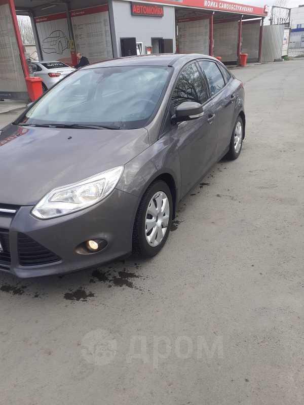 Ford Focus, 2013 год, 458 000 руб.