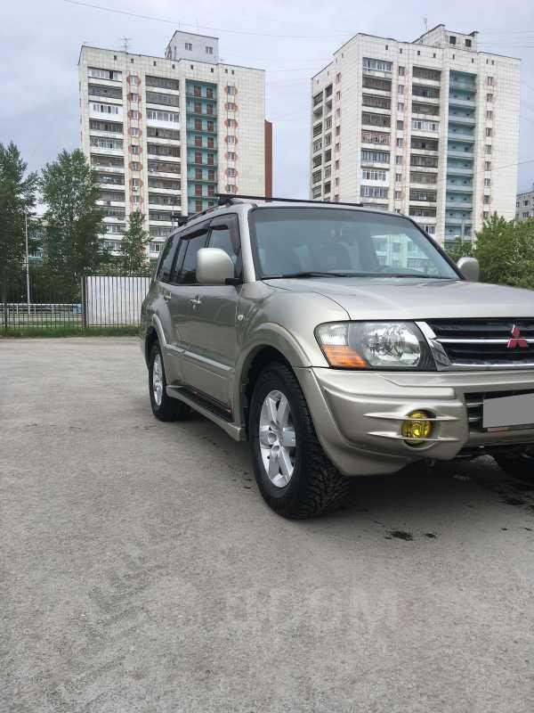 Mitsubishi Pajero, 2004 год, 410 000 руб.