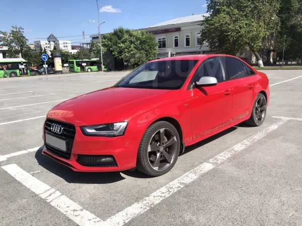 Audi A4, 2012 год, 880 000 руб.