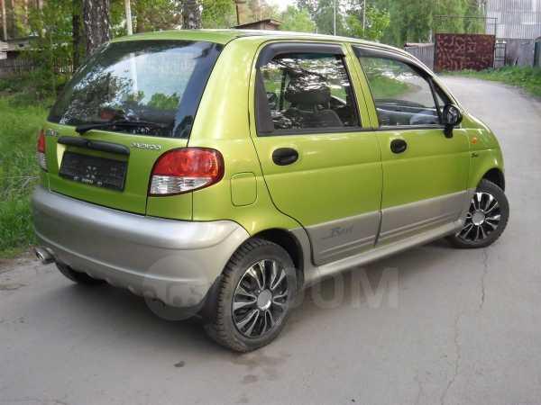 Daewoo Matiz, 2012 год, 250 000 руб.